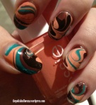 Day 20- water marble